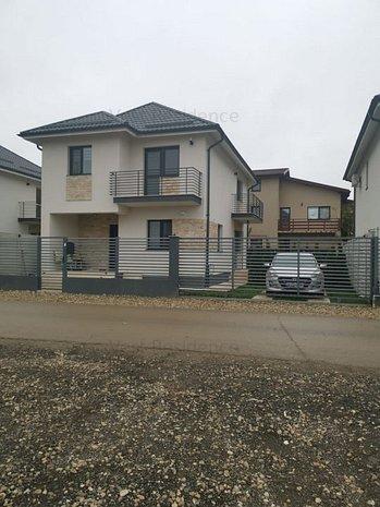 Casa individuala cu 4 camere in orasul Bragadiru. Comision 0 - imaginea 1