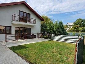 Casa de închiriat 3 camere, în Bucureşti, zona Băneasa