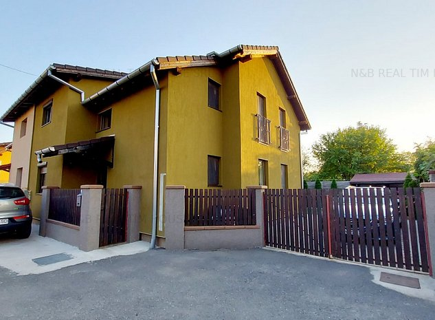 Casa-Duplex, Direct Proprietar, 5 camere, 2 bai, 2 terase, Giroc - imaginea 1