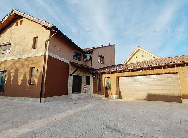 Casa individuala, 5 camere, 3 bai, 2 bucatarii, 800 mp teren - imaginea 1