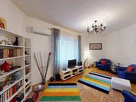 Apartament de vânzare sau de închiriat 3 camere, în Bucureşti, zona Cişmigiu