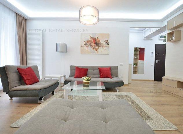 Apartament lux 2 camere, loc de parcare | Laguna Residence | Prima inchiriere! - imaginea 1