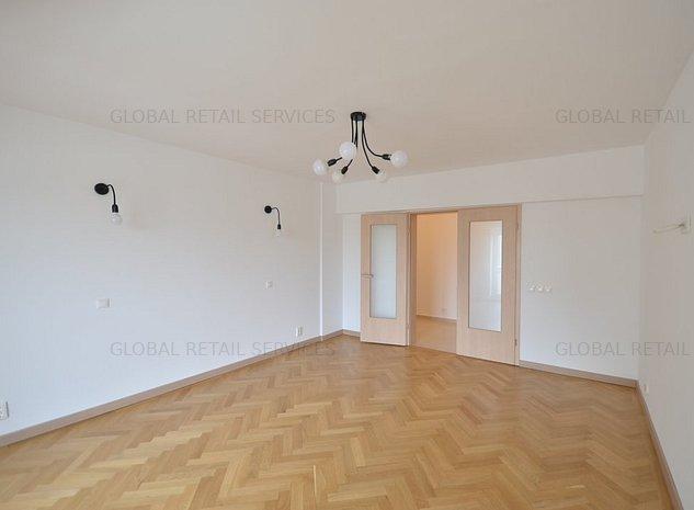 Apartament 4 camere | Ultrafinisat | Pretabil rezidenta-office | Piata Victoriei - imaginea 1
