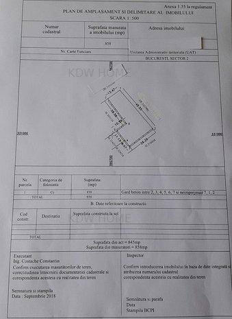 Tern intravilan ptr investitie Colentina - Carrefour - imaginea 1