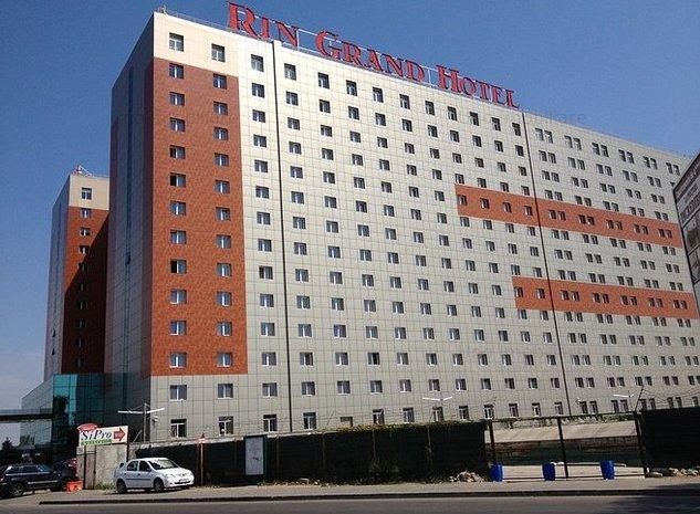 RIN HOTEL  CONFORT PARK   GARSONIERA DUBLA  - imaginea 1