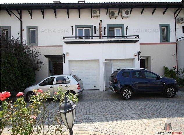 Vila complex rezidential - Serban Cantacuzino / COMISION 0 CUMPARATOR - imaginea 1