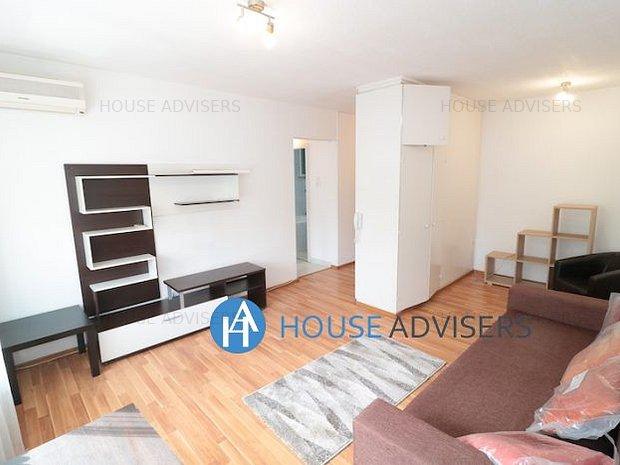 Inchiriere apartament 2 camere Cismigiu - imaginea 1