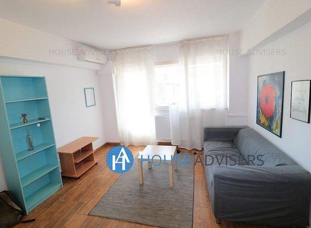Inchiriere apartament 2 camere Kogalniceanu - imaginea 1
