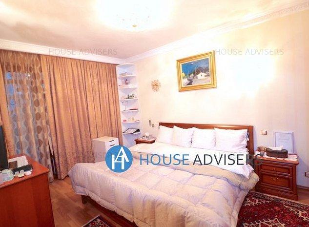 Vanzare apartament 4 camere in vila Domenii - imaginea 1