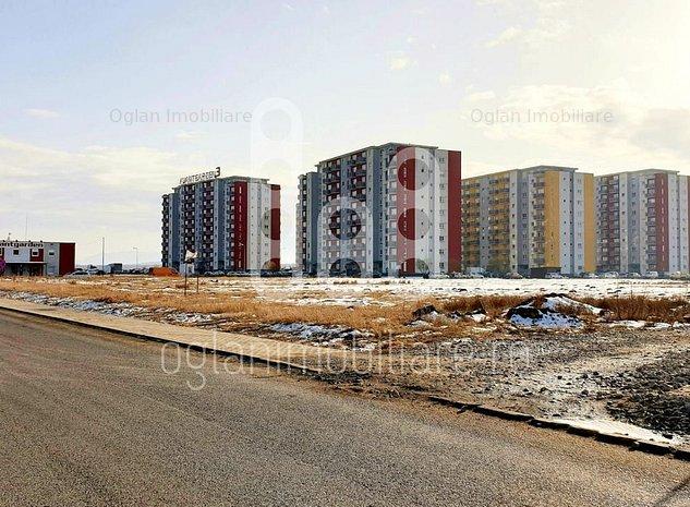 Apartamente 2 cam, Mihai Viteazu - Avantgarden. - imaginea 1
