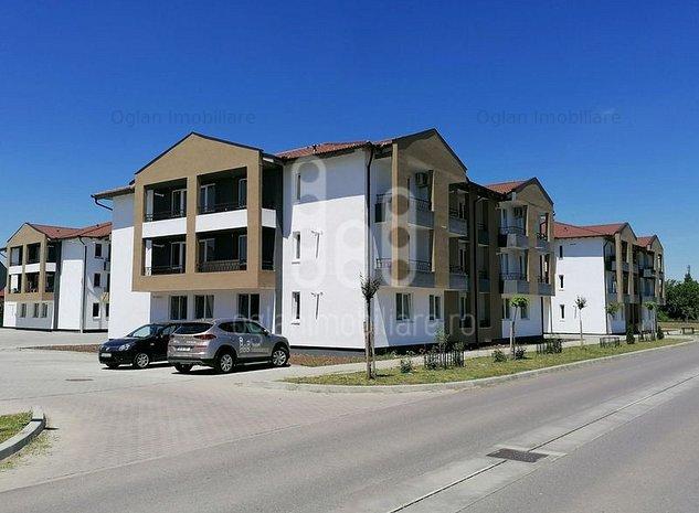 Apartament 2 camere decomandat etaj 1 - Pictor Brana - Comision 0% - imaginea 1
