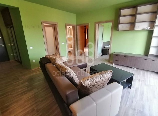 Apartament 3 camere, etaj 1, Calea Cisnadiei - imaginea 1