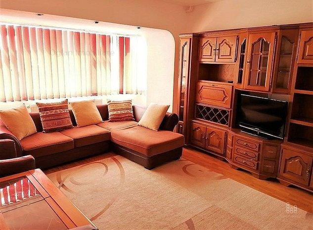 Apartament 3 camere 2 bai vedere panoramica zona Alba Iulia Sibiu - imaginea 1