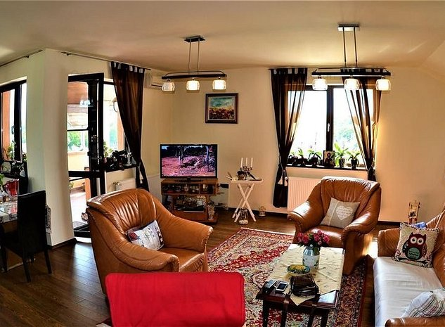 Apartament de lux 4 camere - zona Calea Dumbravii - imaginea 1