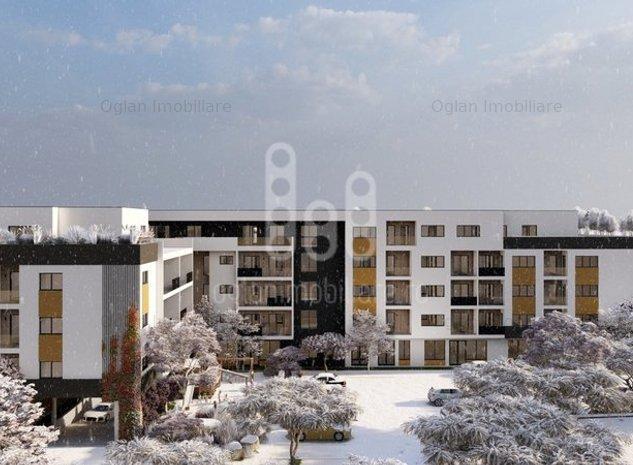 Apartament 2 camere, decomandat, Turnisor - imaginea 1