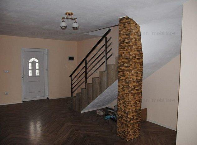 Duplex la cheie, 4 camere plus pivnita de 63mp - Viile Sibiului - imaginea 1