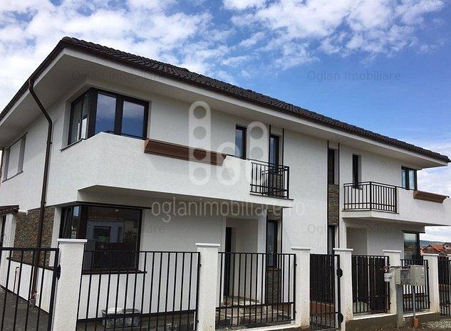 Casa duplex Design Modern 4 camere , zona Calea Cisnadiei - imaginea 1