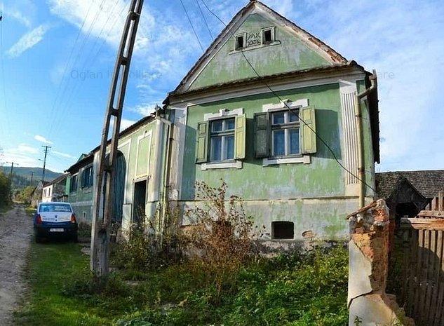 Casa de vanzare - Amnas - imaginea 1