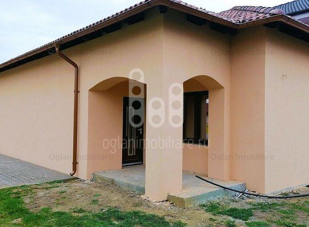 Casa individuala cu 330 mp de teren zona Brana - imaginea 1
