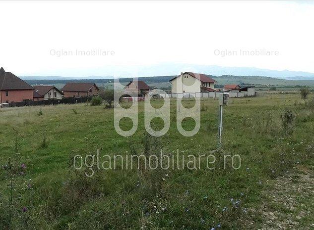 Teren intravilan de vanzare Calea Cisnadiei (2 parcele) Sibiu - imaginea 1
