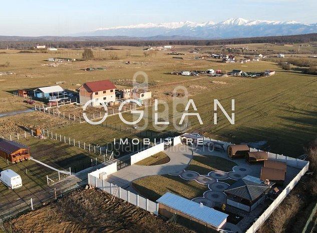 Spatiu de agrement 1000 mp , zona Aerodrom-Magura, Cisnadie - imaginea 1