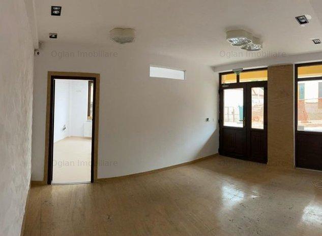 Spatiu comercial ideal birouri/cabinete/salon zona Centrala  Sibiu - imaginea 1