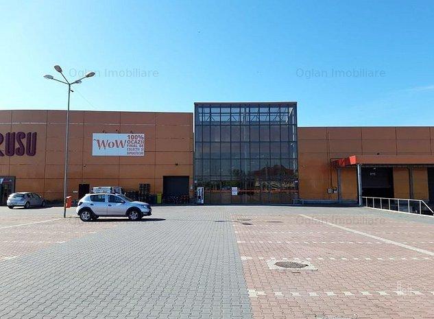Spatiu Comercial 1265 mp, zona cu vad Alba Iulia/Metro Sibiu - imaginea 1