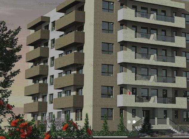 Apartament 1 camera finalizat Bucium - imaginea 1