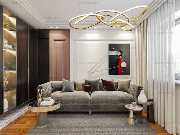 Apartament cu o camera, 36,5 mp, Poitiers - imaginea 1