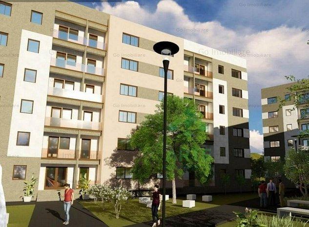 Apartament 2 camere Bucium - imaginea 1