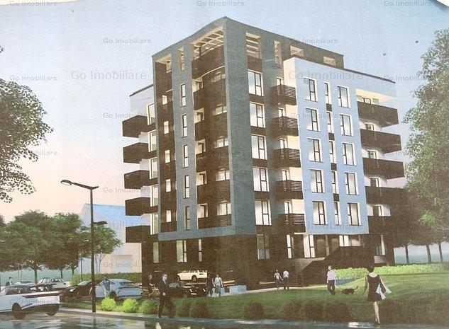 Apartament 1 camera Copou - imaginea 1