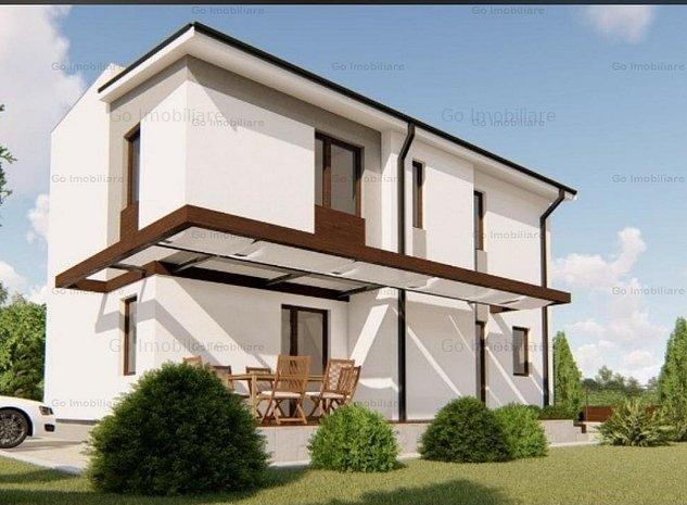 Vila in stil mediteranian Barnova - imaginea 1