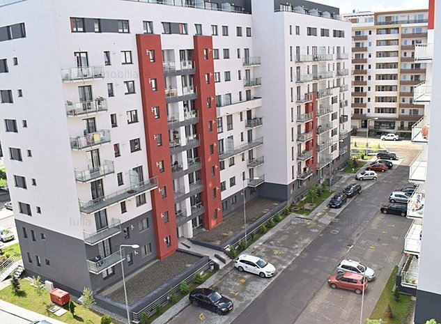 Maurer Residence, apartament intabulat, 3 camere, garaj, parcare. - imaginea 1