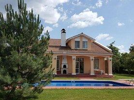 Casa de vânzare sau de închiriat 8 camere, în Balotesti