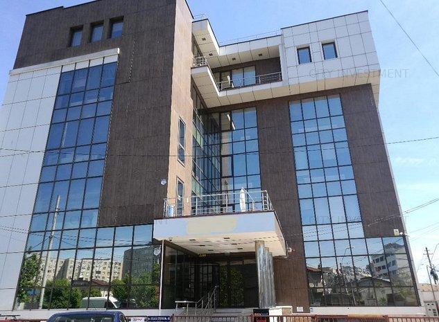 Cladire birouri zona Antefrig - imaginea 1