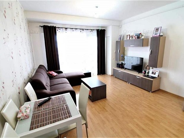 Apartament 3 camere, modern, mobilat, terasa, parcare, Zorilor - imaginea 1
