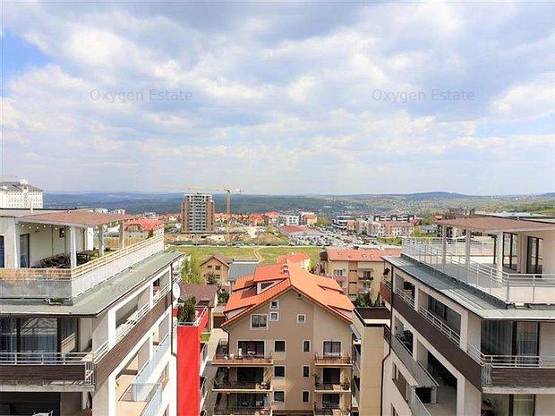 Apartament nou FINISAT in Sophia Residence M6, panorama frumoasa! - imaginea 1