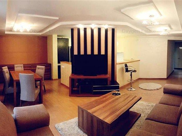 Apartament cu 3 camere luminoase, 120 mp, cu garaj, Buna Ziua - imaginea 1