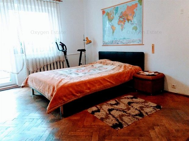 Apartament cu 3 camere decomandate, 2 bai, 2 balcoane, in Marasti - imaginea 1