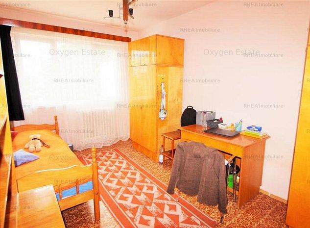 4 camere decomandate, Confort 1, 2 bai, 80 mp, langa Big, Manastur! - imaginea 1
