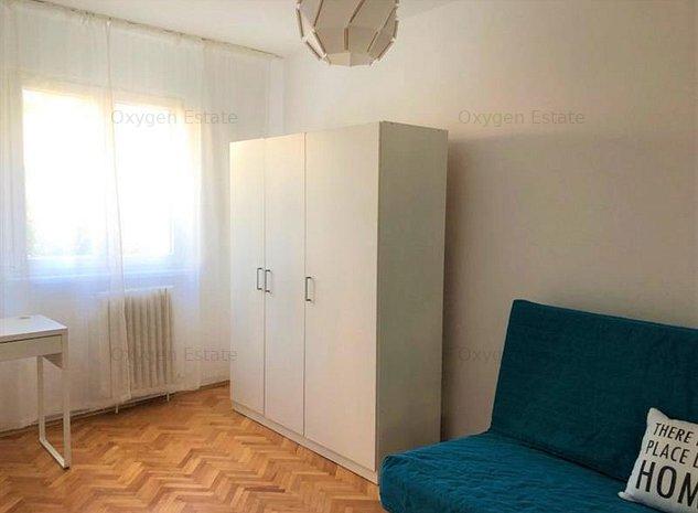 Apartament mobilat si utilat Modern, 3 camere, zona Grigorescu - imaginea 1