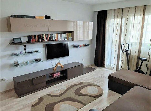 Apartament 3 camere, decomandat,cartier Marasti, zona OMV - imaginea 1