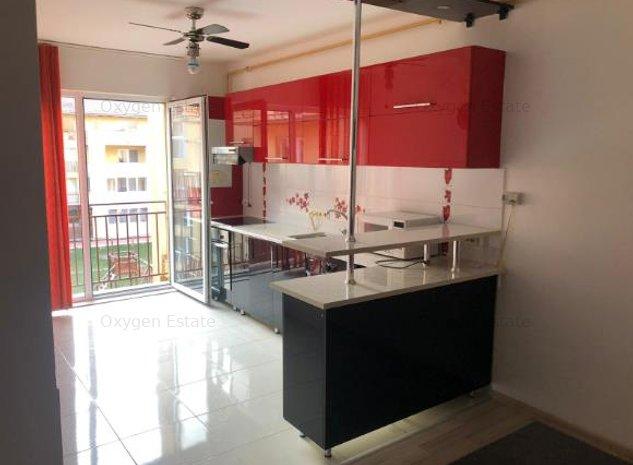 Apartament 2 camere, 57,5 mp, mobilat Modern, Floresti - imaginea 1