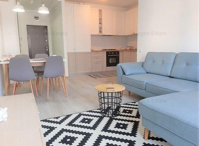 Apartament 3 camere, LUX, bloc NOU, parcare Subterana Cartier Iris - imaginea 1