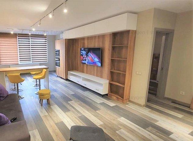 Apartament LUX cu 2 camere in Bloc NOU 2020, zona Carbochim - imaginea 1