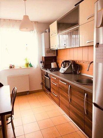 Apartament de LUX, 2 camere, 58 mp, Garaj subteran, zona Buna-Ziua - imaginea 1