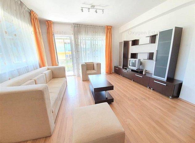 Apartament 2 camere cu Terasa si View + parcare, zona Buna Ziua - imaginea 1