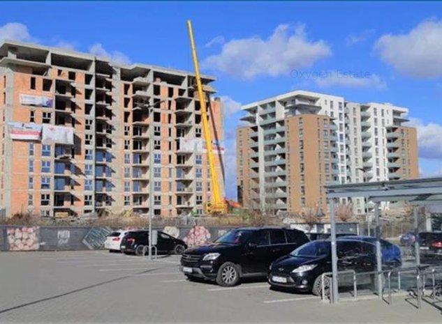 Apartament cu 2 camere in Grand Hill cu parcare si balcon de 9 mp! - imaginea 1