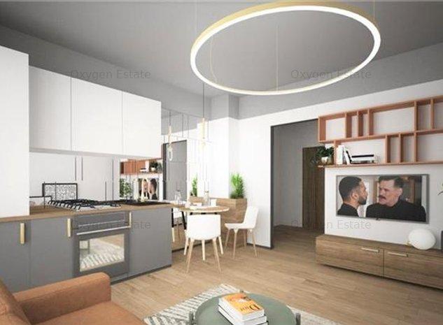 Apartament de LUX cu 2 camere, Parcare subterana si Balcon, Anton Pann - imaginea 1