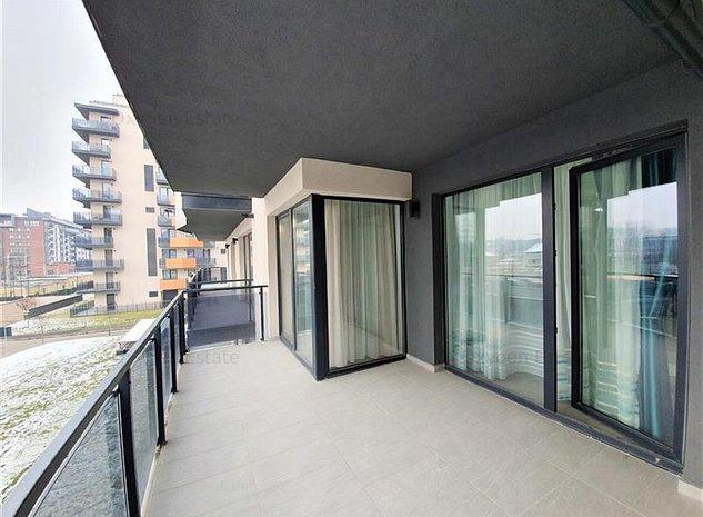 NOU! Apartament Grand Park, Terasa 16 mp, zona Iulius Mall - imaginea 1